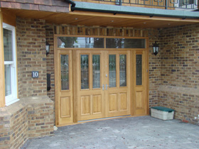 UPVC & GRP Doors