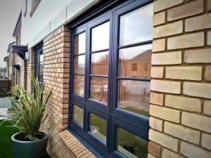 Double Glazed Upvc Window Styles Sculptured Energy