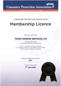 CPA Membership Certificate